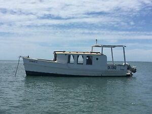 Practical sharpie Bay Cruiser. In commission Redland Bay area Macleay Island Redland Area Preview