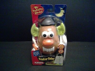 MR POTATO HEAD HALLOWEEN EXCLUSIVE TRICK OR TATER SCARY COSTUME TOY NEW! (Mr Potato Head Halloween Costumes)