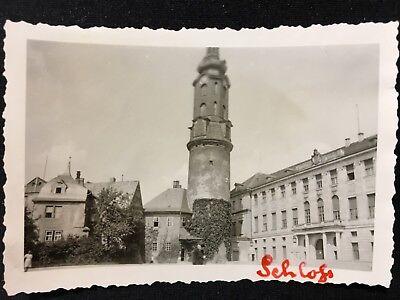 D132  Weimar Stadtschloss     1938
