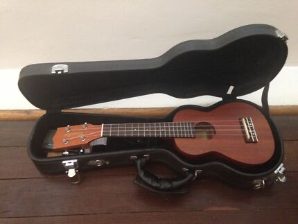 As new - Ukulele Sunnybank Hills Brisbane South West Preview