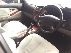 2004 Mitsubishi Verada Wagon automatic 140,148 kms
