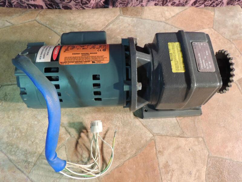 FALK ULTRAMITE 03ZUCBN2A32 A1A GEAR SPEED REDUCER /RELIANCE ELECTRIC S-2000 AC