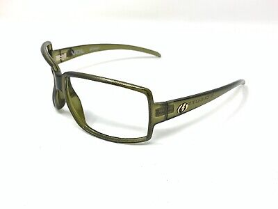 Electric VOL Green Gold Sunglasses  Parts Frame Only No Lenses Rare (Electric Sunglasses Vol)