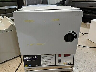 Dentronix Dds 7000 Dental Medical Sterilizer Instrument Sterilizing Unit