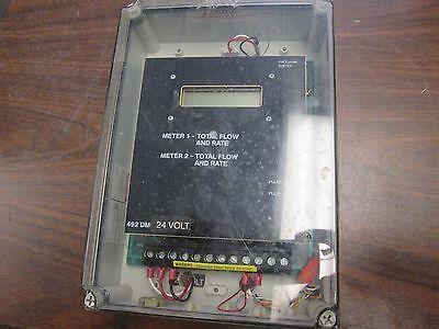 Autotrol Programmable Switch 492dm Nema 1 Enclosure Used