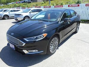 2017 Ford Fusion 4dr Sdn SE AWD