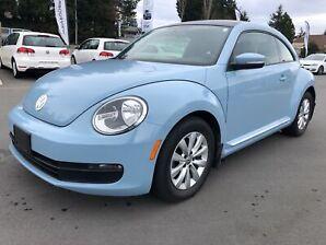 2013 Volkswagen Beetle Comfortline Auto w/ Sunroof