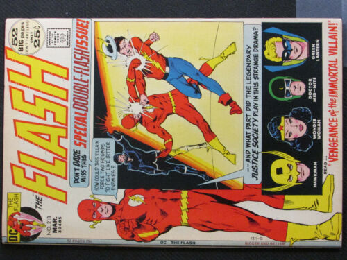 Flash #213 Special Double Flash Issue