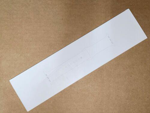 Original Apple Watch White Sport Band Series 4 5 40mm 1 2 3 38mm MTP52AM/A Open