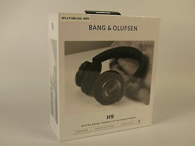 Bang Olufsen B&O Beoplay H9 3rd Gen Black
