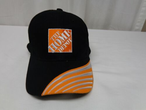 The Home Depot Logo Hat with Embellished Bill -Rare