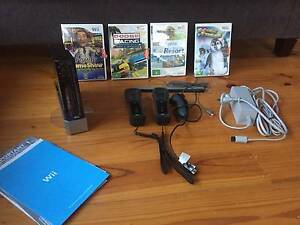 Black Wii Console Lockleys West Torrens Area Preview
