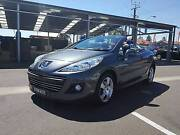 2012 Peugeot 207 HARD TOP Convertible AUTO LOW 21K KMS ONE OWNER Allenby Gardens Charles Sturt Area Preview