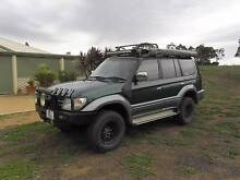 90 series 3 litre turbo diesel Landcruiser Prado Murray Bridge Murray Bridge Area Preview