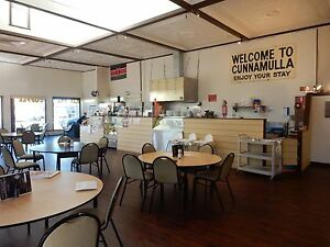 Freehold Town Centre Premises with Modern Cafe Fitout Cunnamulla Paroo Area Preview