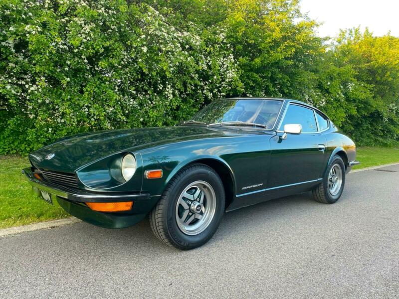 Image of DATSUN 260 Z 260Z AMAZING CONDITION PX 240 280 MOTORCYCLES ££ EITHER WAY