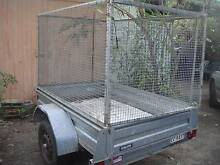 Box trailer with cage Cairns Area Preview