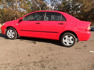 2005 Toyota Corolla ASCENT