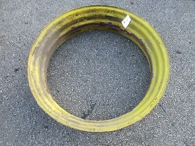 John Deere 11x38 Single Drop Rim