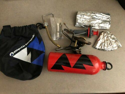 MSR Whisperlite International Backpacking/Camping Stove