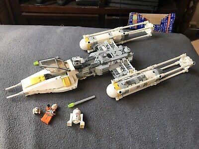 Lego Star Wars - Y-Wing Fighter 7658 (2007)