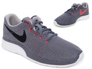 Racer SCHUHE 921669 EUR 43 Nike Graurot Herren Sneaker Tanjun Turnschuhe b6gIf7yYvm