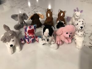 Tiny stuffies