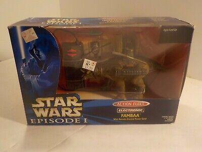 Star Wars Rc (Star Wars Micro Machines ACTION FLEET EP1 TPM RC Electronic walking FOMBAA)
