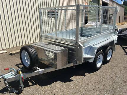 Tipper Hydraulic Trailer Cardiff Lake Macquarie Area Preview