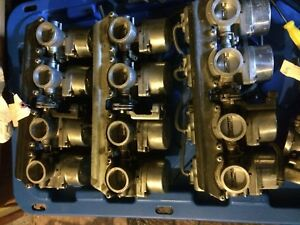 Honda CB750 VB42 Carbs Carb Bank Carburetors
