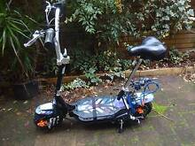 800W Electric Scooter - SXT 800 Neutral Bay North Sydney Area Preview