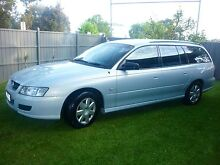 Silver 2006 Holden Commodore Executive VZ, immaculate condition Keysborough Greater Dandenong Preview