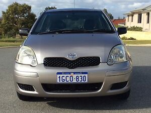 2004 TOYOTA ECHO AUTO HATCHBACK 1.3L Kinross Joondalup Area Preview