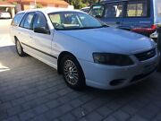 BA 2007 Ford falcon wagon Morley Bayswater Area Preview