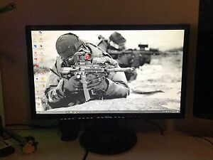 Asus VG248QE Gaming Monitor - 144hz Bellbird Park Ipswich City Preview