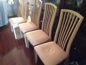 Dinning chairs Ballajura Swan Area Preview