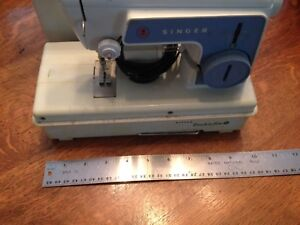 Vintage Toy Singer Little Touch & Sew Sewing Machine