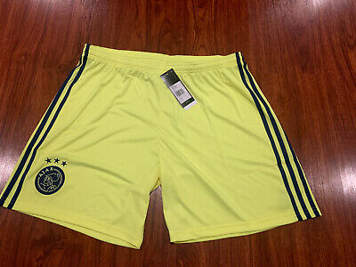 2014-15 Men's Adidas Ajax Amsterdam Away Soccer Jersey Shorts Extra Large XL Ajax Away Jersey