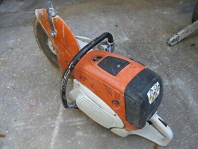 Stihl Ts700 Gas Powered 14 Cutquik Concrete Cut-off Saw 2015