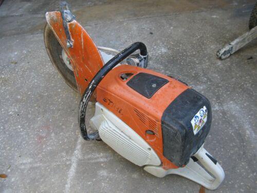 "Stihl TS700 Gas Powered 14"" Cutquik Concrete Cut-Off Saw 2015"