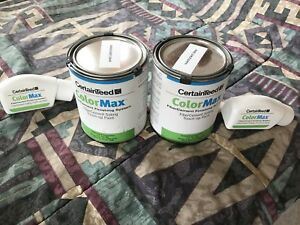 2 cans of ColorMax - Nantucket Gray