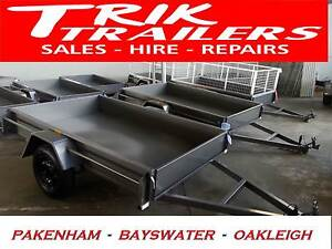 7x5 Heavy duty box trailer  TRAILER SALE NOW ON Oakleigh South Monash Area Preview