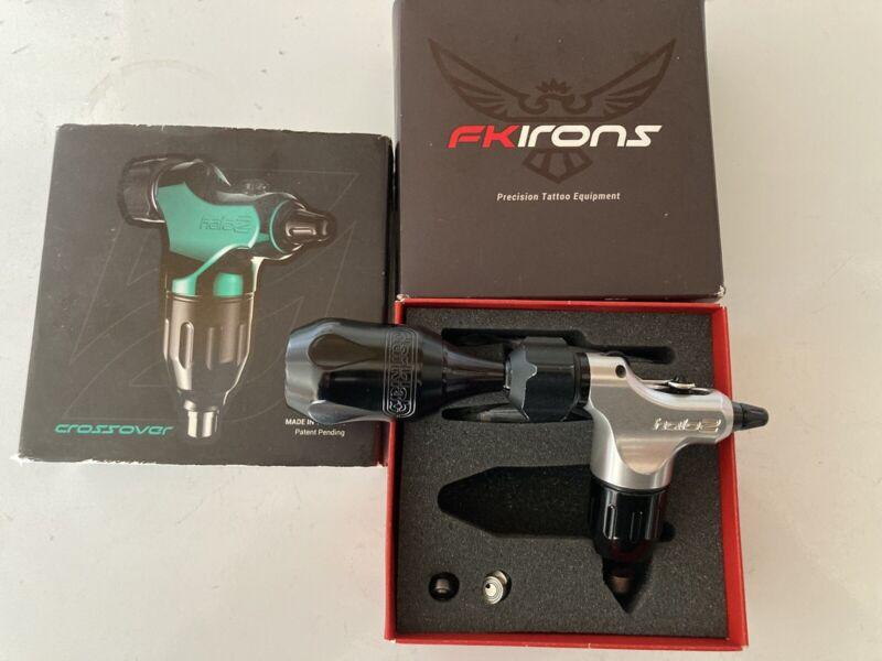 fk irons tattoo machine