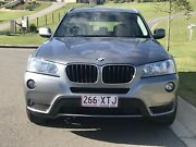 Reduced 2011 BMW X3 xDrive20d F25 Auto 4x4 MY12 Dayboro Pine Rivers Area Preview