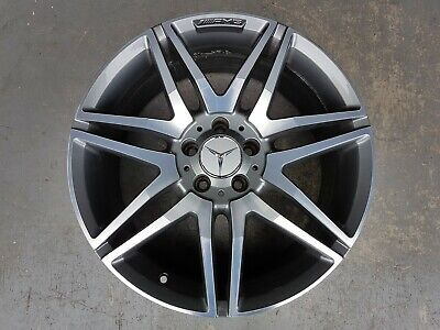 8,5 x 19 ET35,5 Original Mercedes AMG Alufelge SL Klasse R231 W231 A2314011300