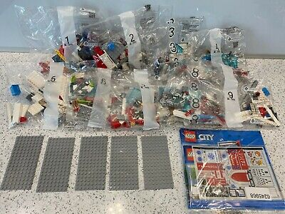 Lego City - City Hospital (60204) New, Sealed, Retired But WITHOUT BOX