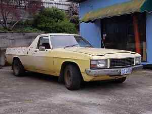 Registered WB Holden Ute Austins Ferry Glenorchy Area Preview