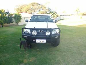 2005 Toyota Hilux Ute Rockingham Rockingham Area Preview