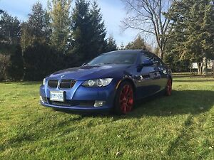 BMW 328 I coupe 2007. One of a kind. MANUAL