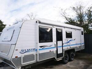 2012 Atlantic Caravans Columbus Triple Bunks Nar Nar Goon North Cardinia Area Preview